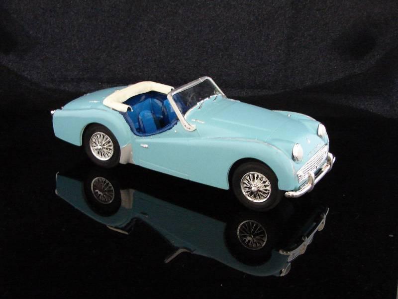 1963 Triumph TR-3