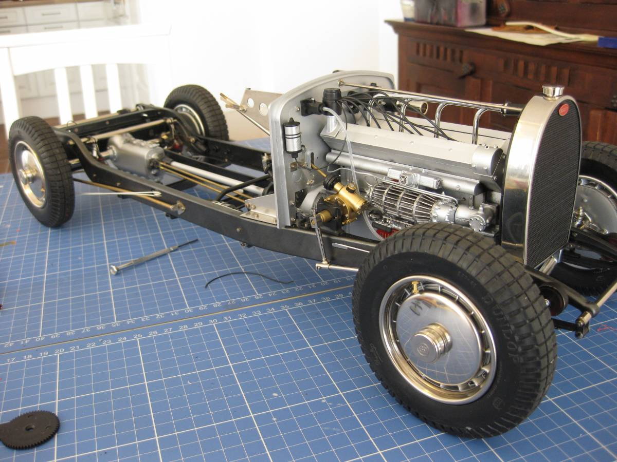 bugatti surprofile' 1/8 pocher - scalemotorcars members gallery