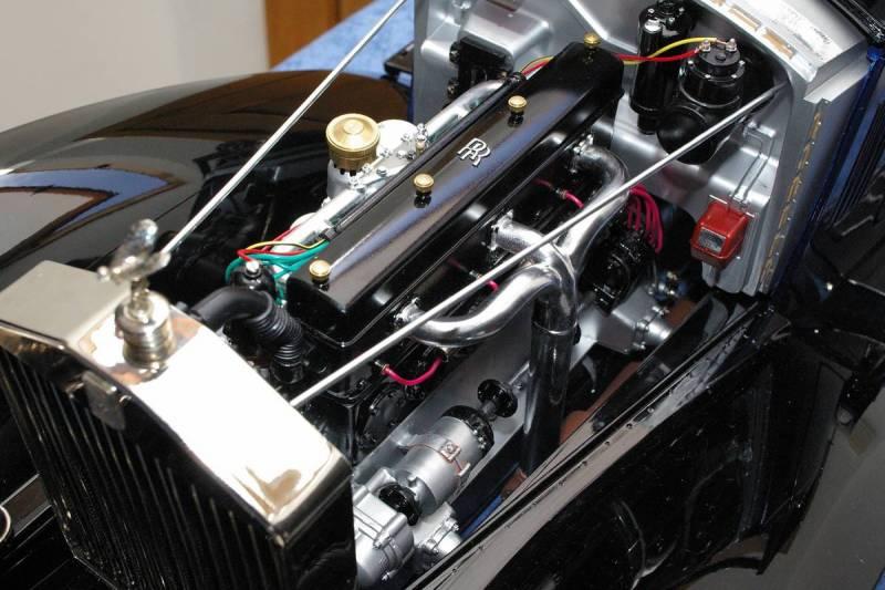 Pocher - Rolls Royce Sedanca