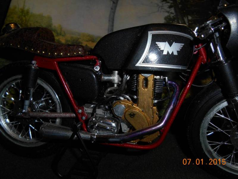1/9 sacle Protar Matchless 500