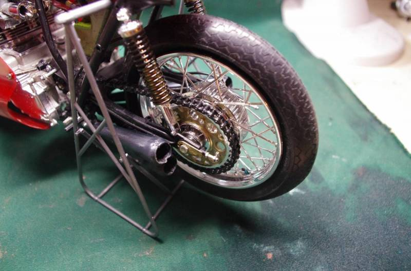 rear swheel