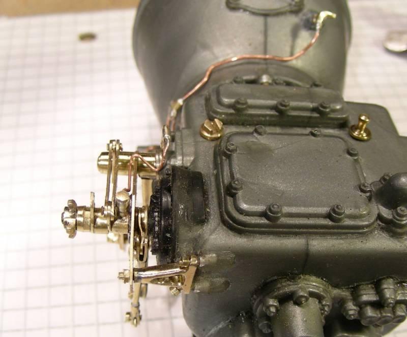 Pocher RR gearbox