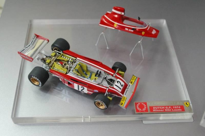 Ferrari 312 B3 - Niki Lauda - Austrian GP Winner