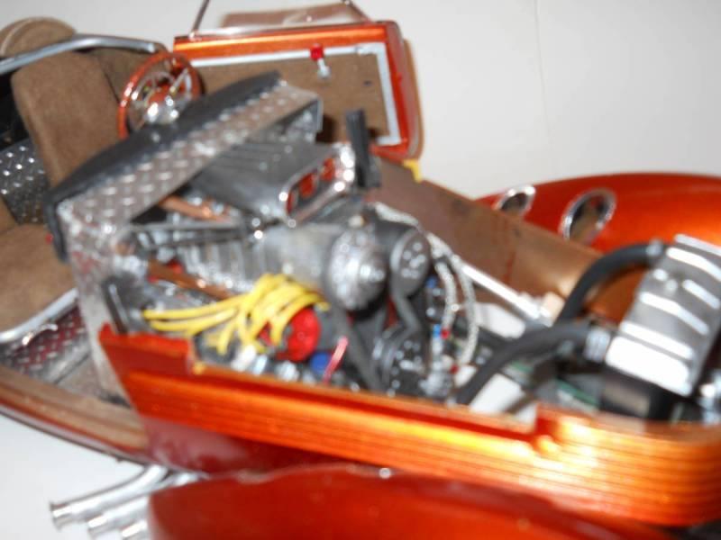 AMT 30s' Auburn Cord 1/12 scale