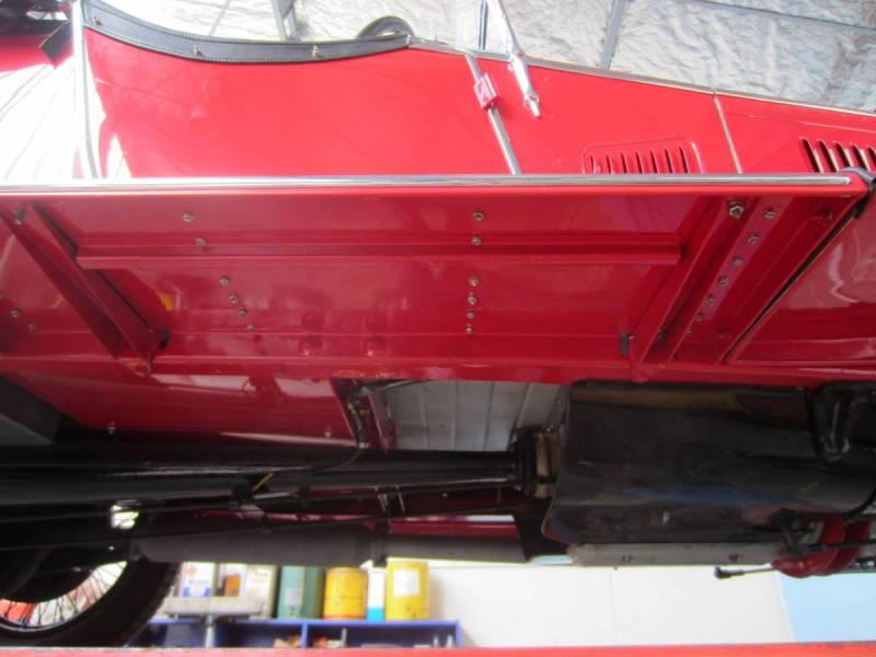 Alfa 6C details