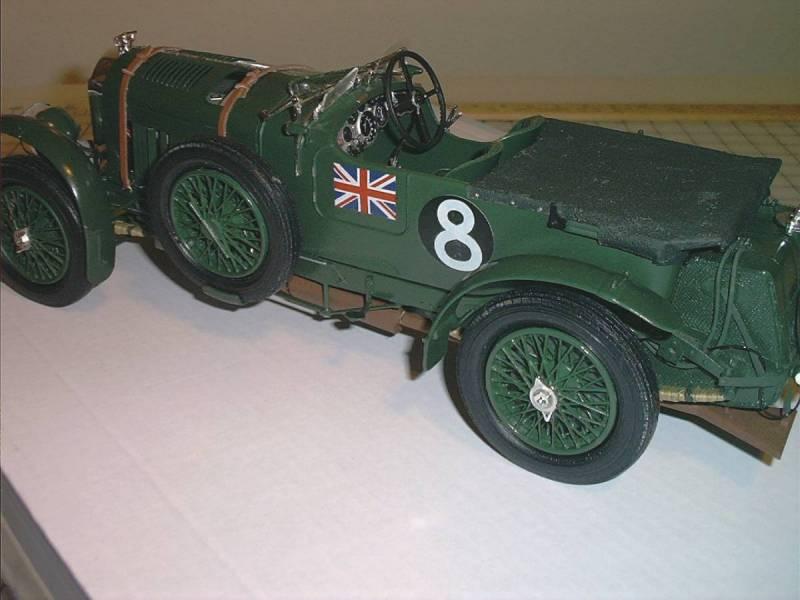 Airfix 1/12 Bentley