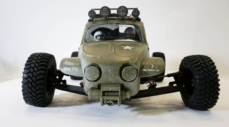 VW Beetle Truck 1/10