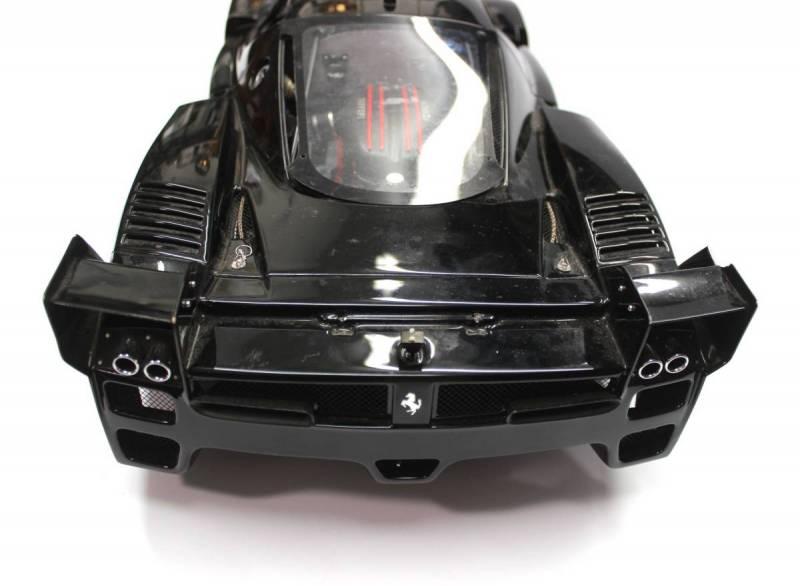Abandoned 1/8 Scale Ferrari FXX Prototype by AMALGAM Models