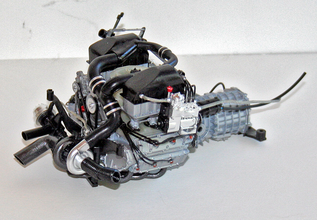 Porsche 935 Rsr Turbo Engine Scalemotorcars Com Members Gallery
