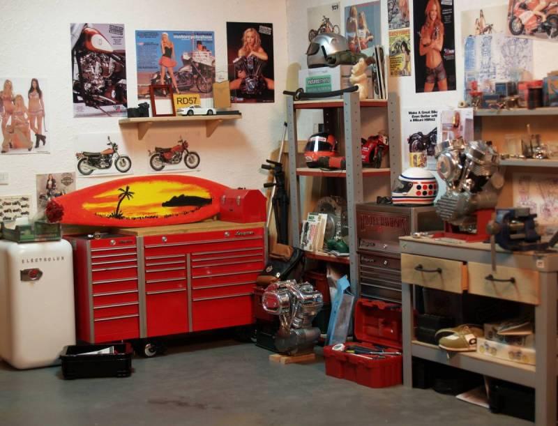1 6th Garage Diorama Scalemotorcars Com Members Gallery