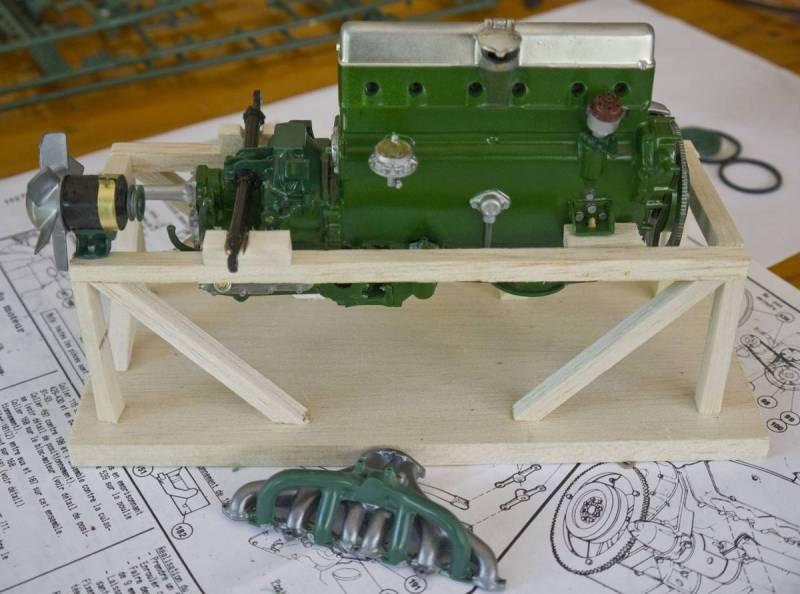 Citroen Traction Avant, build