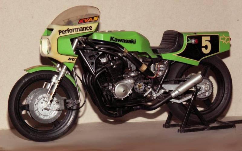 1989 Kawasaki 1000cc F1 Endurance Racer