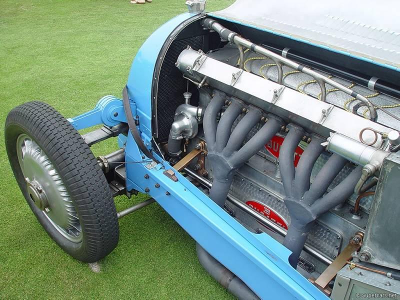 Type 50 engine as used in the Tye 53 Car
