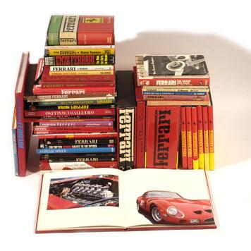 Ferrari Books